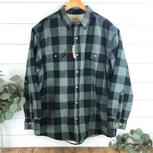 RedHead Sherpa Lined Flannel Men's XL NWT